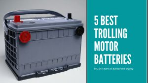 5 Best Trolling Motor Batteries