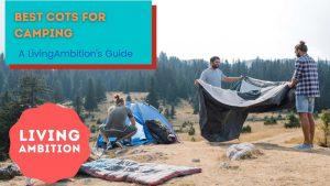 best cots for camping