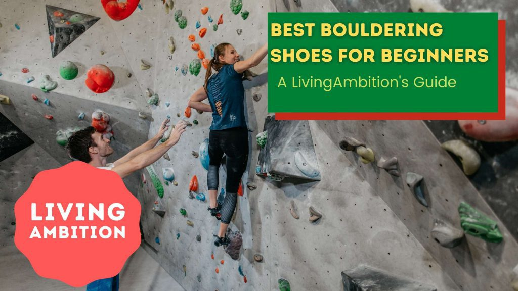 bouldering shoes for beginners