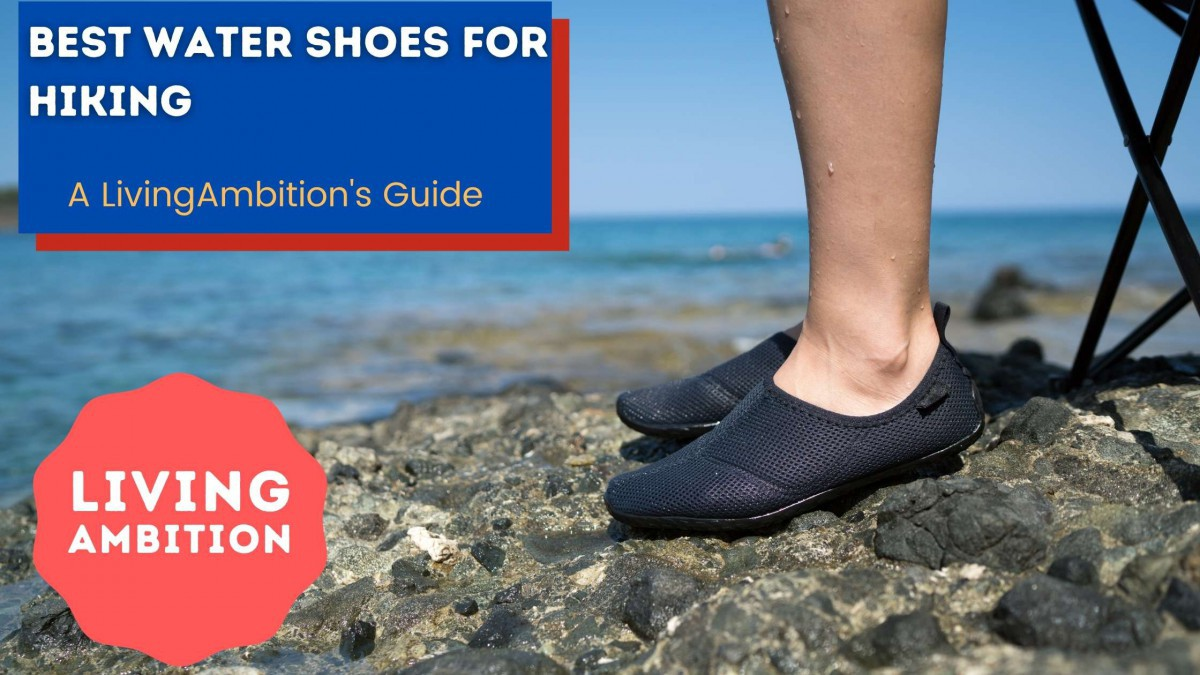 water shoes for hiking