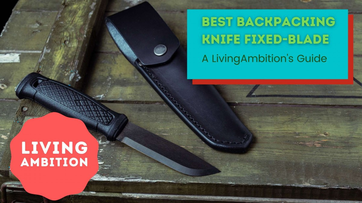Best knife for fixed blade