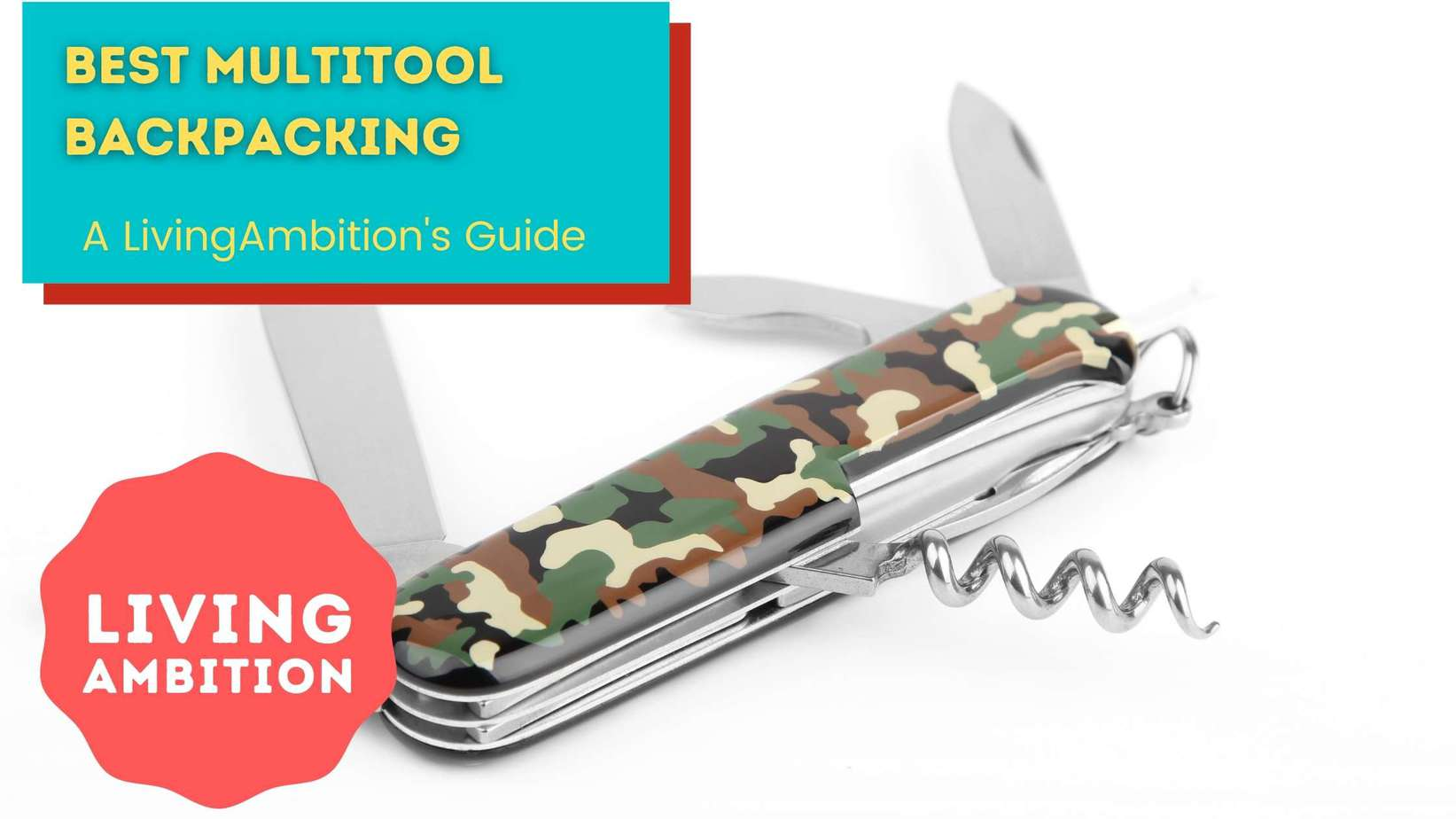 multi tool for backpacking