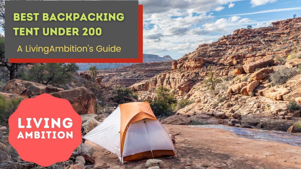 backpacking under 200