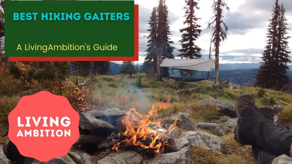 best hiking gaiters - 17