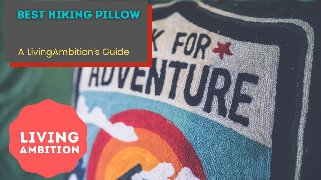 best hiking pillow