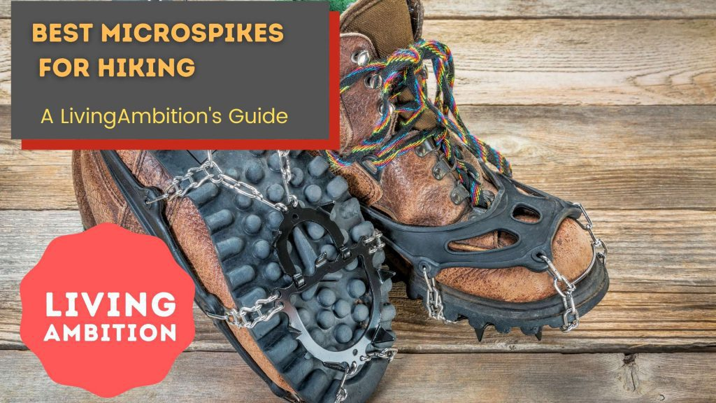 best microspikes hiking