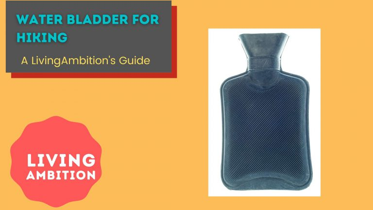water bladder for hikking