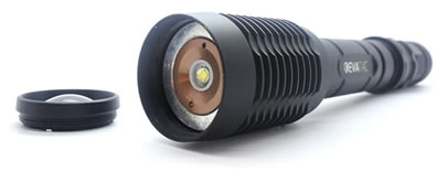 EVA 1200lm Flashlight