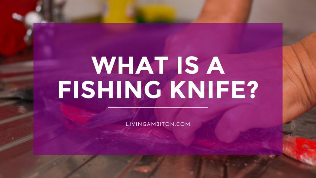 What is a Fishing Knife?